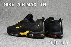 Nike Air Max Tn KPU Black Gold Men's Running Shoes Sneakers Black And Gold Sneakers, Blue Sneakers, Black Gold, Shoes Sneakers, Shoes Men, Nike Air Max Tn, Nike Air Max Plus, Souliers Nike, Running Shoes For Men