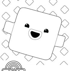 True and the Rainbow Kingdom Coloring Pages True and Bartleby Line Drawing - Free Printable Coloring Pages Colouring Pages, Coloring Pages For Kids, Free Printable Coloring Pages, Free Printables, Animal Party, Line Drawing, Wish, Clip Art, Rainbow
