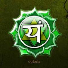 Propriétés du chakra du coeur, le chakra vert