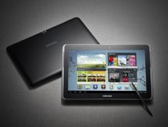 Samsung Galaxy Note 10.1 #MWC
