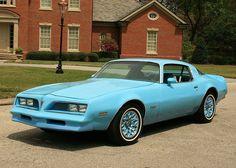 1977 Pontiac SkyBird