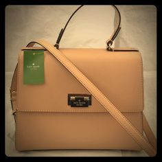 """✨NWT✨Kate Spade Crossbody Bag Kate Spade Crossbody Bag super cute  Msrp $378 Measurements: 11""""-10""""-5"""" Brand new, new with tag Authentic Pack with care and ship right away Free Giftinclude with full price purchase $100+ TRADE HOLD LOWBALL OFFER 15% OFF for bundling Have any question please let me know. kate spade Bags Crossbody Bags"""