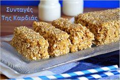 Krispie Treats, Rice Krispies, Protein Bars, Healthy Snacks, Sweets, Fruit, Desserts, Recipes, Cakes