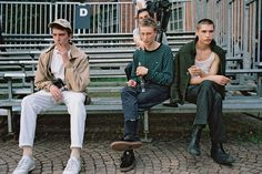 The Kids of Gosha Rubchinskiy's Pitti show