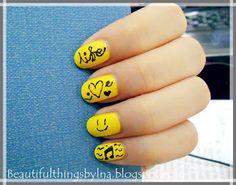 Life.Love.Smile.Music  http://beautifulthingsbylna.blogspot.com/2012/12/nails-lifelovesmilemusic.html