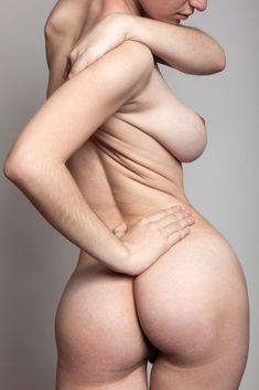 study: woman's back