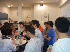 めっちゃ盛り上がりました!!東京駒込で開催■コーヒー教室&交流会 7/1(日)の午後