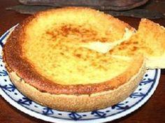 torta de ricota com leite condensado