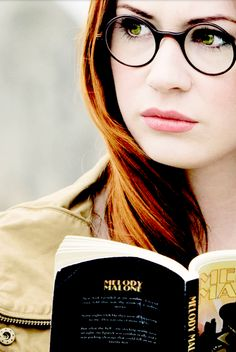 'Why do you have to break mine', I asked the Doctor. He frowned and said, 'Because Amy read it in a book and now I have no choice.'