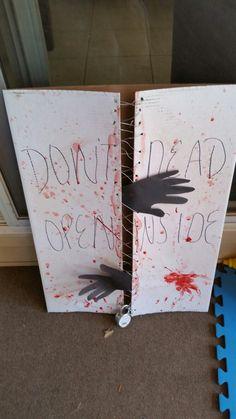 Walking Dead surprise party