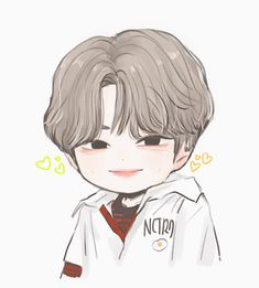 Jung Jaehyun, Jaehyun Nct, Kpop Fanart, Find Picture, Cute Images, Character Drawing, Nct Dream, Nct 127, Chibi