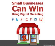 Small Businesses Can Win Using Digital Marketing : 3 Actionable Tips To Get Started