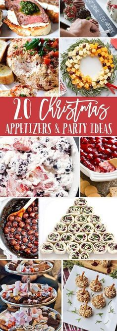 Appetizers and Party Ideas Christmas Appetizers and Party Ideas. Amazing and delicious Christmas recipes to try this holiday!Christmas Appetizers and Party Ideas. Amazing and delicious Christmas recipes to try this holiday! Christmas Snacks, Xmas Food, Christmas Brunch, Christmas Cooking, Noel Christmas, Christmas Goodies, Holiday Treats, Holiday Parties, Holiday Recipes