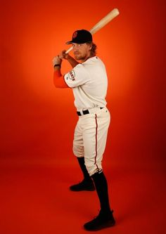 No. 6 Hunter Pence, Giants