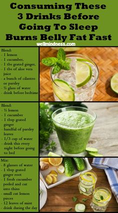 Drink this healthy drinks before bed and also you'll awaken feeling lighter as well as a lot more energetic.