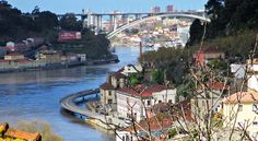 Passeio das Virtudes Porto, Portugal