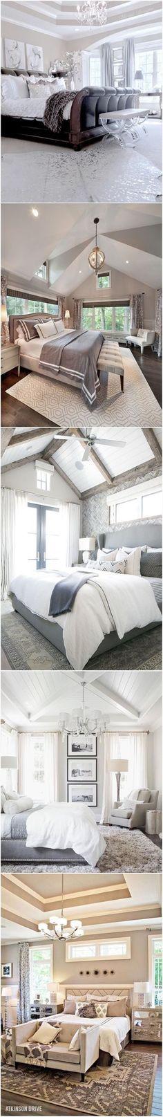 Gorgeous Modern Bedroom Design Ideas. Master Bedroom GreyMaster ...