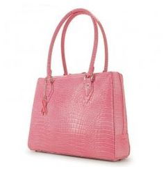 Gorgeous Komen Milano Tote ($129.99) | 25 Fantastic Products for Breast Cancer Awareness and A Giveaway | THE MINDFUL SHOPPER