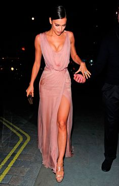 dacd9cdb0 looks inspiracion sexy tips moda celebridades Vestidos Largos Bonitos