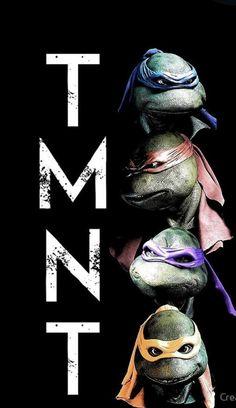 Mini Turtles, Ninja Turtles Art, Teenage Mutant Ninja Turtles, Tmnt, Ninja Turtle Tattoos, Bullet Journal Themes, Comic Games, Nerd, Cosplay Ideas