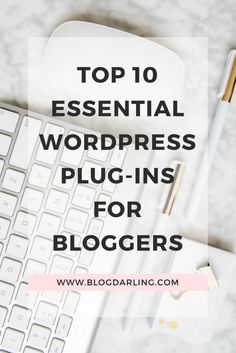 Best WordPress plug-ins for bloggers for blogging, SEO, traffic, social media, and more.