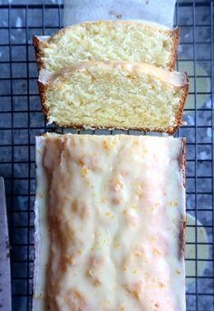 Orange POund Cake...