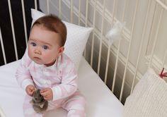 Cloud Pajamas #mariechantal #baby #babygifting