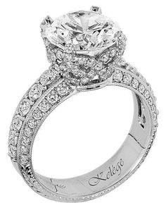 Jack Kelege engagement ring in platinum with round stone I Style: KPR 643 I https://www.theknot.com/fashion/kpr-643-jack-kelege-engagement-ring?utm_source=pinterest.com&utm_medium=social&utm_content=june2016&utm_campaign=beauty-fashion&utm_simplereach=?sr_share=pinterest