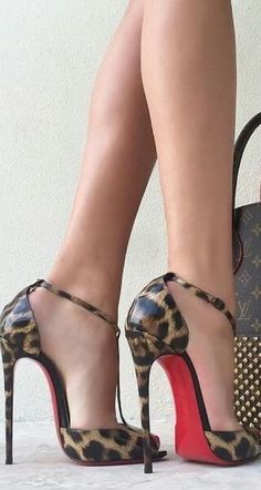 """b0744c7f827 95 Best Christian Louboutins Red bottoms """"No Competition"""