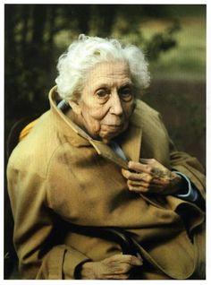 portrait of eudora welty • annie leibovitz