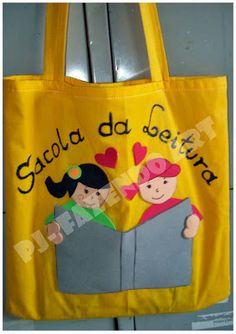 Children's Church Crafts, Book Quilt, Kids Church, Kids Boxing, Crafts For Kids, Reusable Tote Bags, Nursery, Education, School