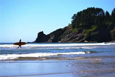 Seaside Oregon Coast Surfing | Places to Surf | Local Surf Shops
