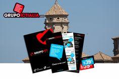 Grupo Actialia ha presentado sus servicios en Vimbodí de diseño web, diseño gráfico, imprenta, rotulación y marketing digital. Para más información www.grupoactialia.com o 977.276.901