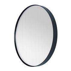 Spinder Design spiegel Donna (∅60 cm)  , Zwart