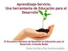 Calaméo - Aprendizaje-Servicio. Una herramienta de Educación para el Desarrollo Herbs, Learning, Herb, Spice