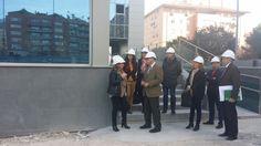 El centro de salud del Bulevar terminado, a la espera que el ayuntamiento urbanice la zona
