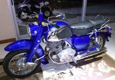 Moto Honda Dream 305