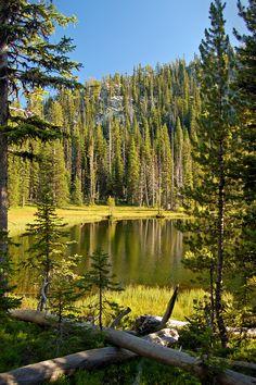 Black Lake | Anthony Lakes Oregon