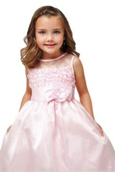 IN WHITE- NOT PINK  Girls KID Collection New Impressive Ruffled Flower Girl Dress Kid Collection, http://www.amazon.com/dp/B007C7SPGK/ref=cm_sw_r_pi_dp_R43Cqb1F1WGK3