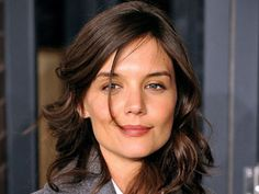 Katie Holmes may love changing her hair's style (one minute, it's long and layered, and the next, it's a short, asymmetrical bob), but she generally stays true to her natural coffee-colored roots.   - MarieClaire.com