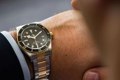 One of the brands we're always excited to see at Basel is Tudor. They've built a reputation for consistently delivering solid, and occasionally surprising watches, and 2017 is no different. We take a look at four new versions of their flagship Black Bay. There's the simple but upscaled BB41,...