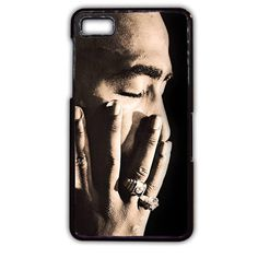 Tupac Poems Thouts Fingers TATUM-11432 Blackberry Phonecase Cover For Blackberry Q10, Blackberry Z10