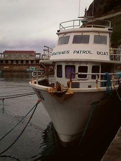 Batanes patrol boat