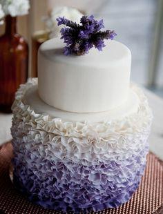 Purple-Wedding-Theme-ideas-_purple-ruffle-fondant-wedding-cake.jpg 577×759 pixels