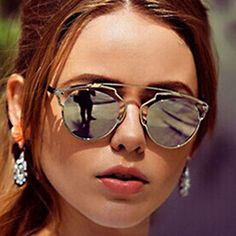 Cheap sunglasses iphone, Buy Quality glasses iphone directly from China glasses police Suppliers: Metal frame so real sunglasses women brand designer retro vintage sunglasses cat eye men European famous brand sun glas