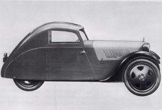 1933 Framo Stromer, DKW powered 3-wheeler - cyclecar