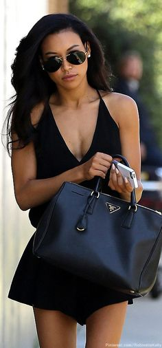 Street Style... but THAT BAG!