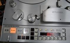 Studer A816 Series Tape Machines
