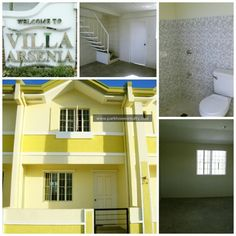 FOR SALE!! Joselle, the townhouse model in Villa Arsenia. Ideally situated near Molino blvd., Bacoor, Cavite. She'll be YOURS for as LOW as P 4,989.77/mo. So inquire now and move in to your new home in Villa Arsenia.  U may reach us thru the ff. Details:  Parkhomes Realty Corp.   Globe: 09175403486 Smart: 09989873304 Sun:09228129011