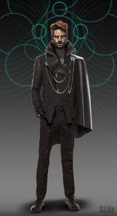 Cursian native, he is only known as the Director. It is said as a young boy, he gave himself over the dark forces of the Cursor faith in order to kill his parents. From then on he followed after all the tales of the Dark Cursor Lords and was then bestowed power from Arcadia to manipulate space and time for his own purposes.